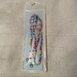 Face Mask Chain Accessory